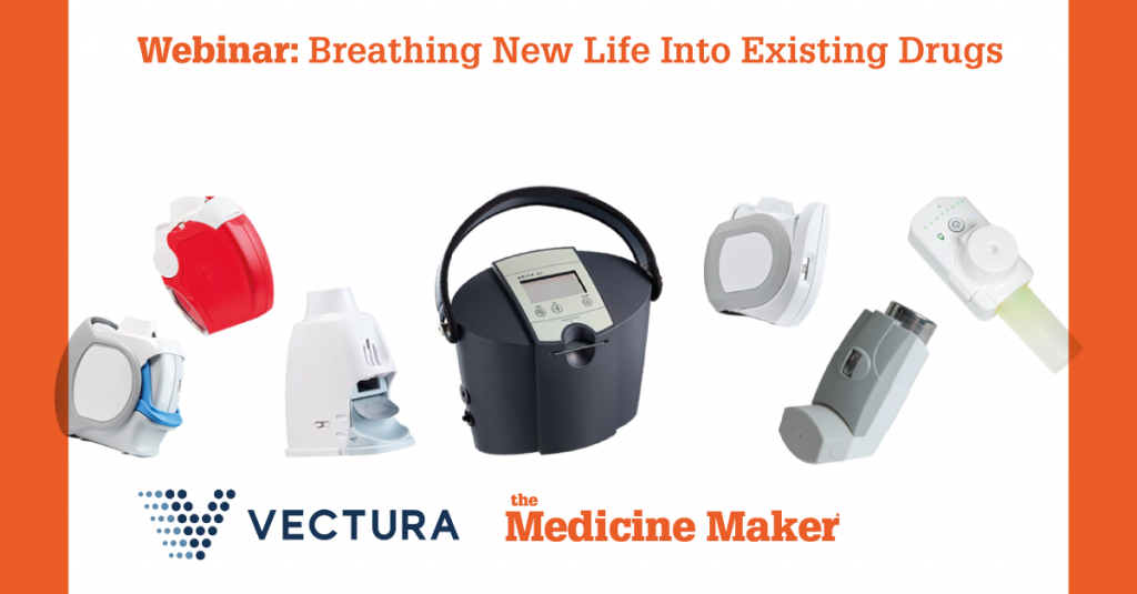 Webinar Breathing New Life Into Existing Drugs
