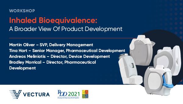 Inhaled Bioequivalence