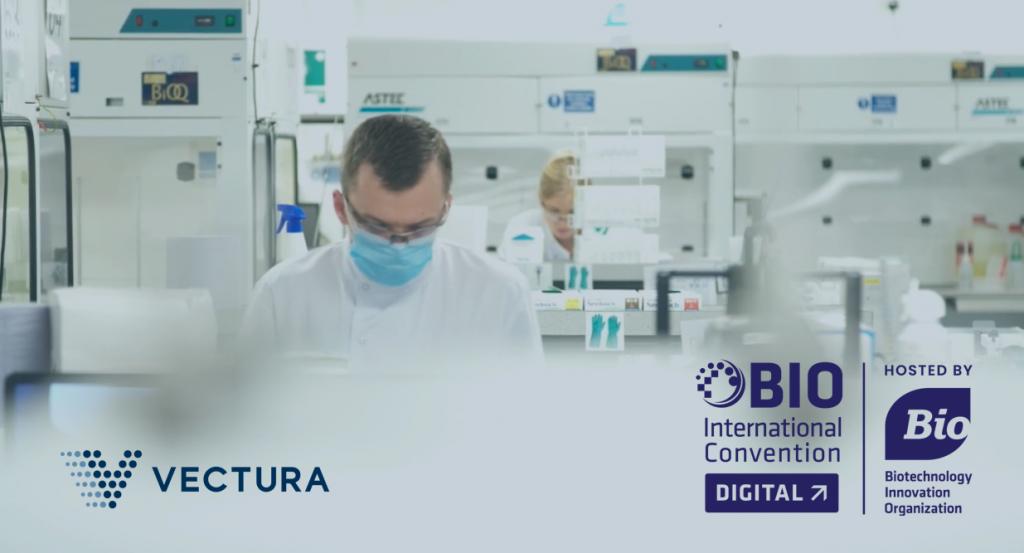 Vectura at BIO Digital, June 10-11 & 14-18, 2021