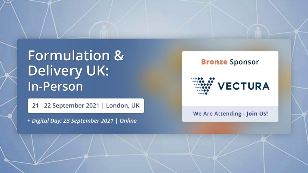 Vectura at Formulation and Delivery UK congress